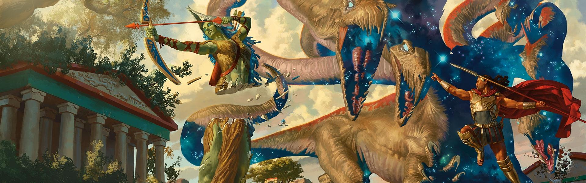 Il Tiro d'Iniziativa: Mythic Odysseys of Theros, gloria o tragedia? thumbnail