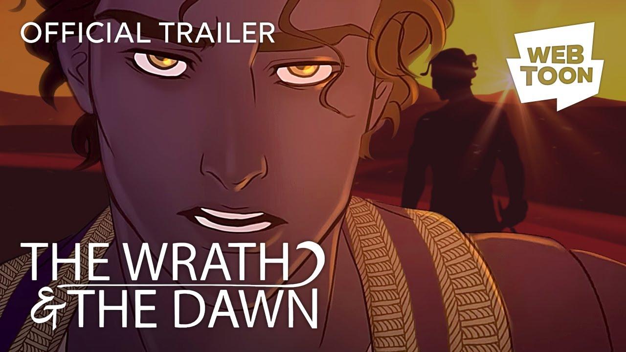 The Wrath And The Dawn Webtoon