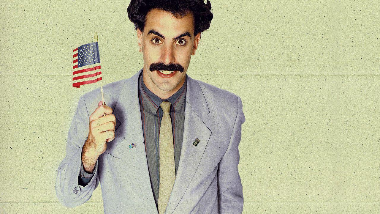 Borat sbarca ufficialmente su Twitter thumbnail