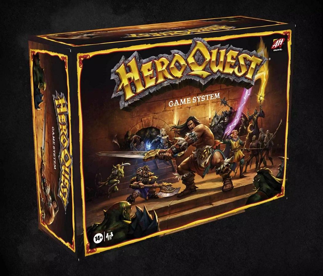 HeroQuest torna in una nuova edizione thumbnail
