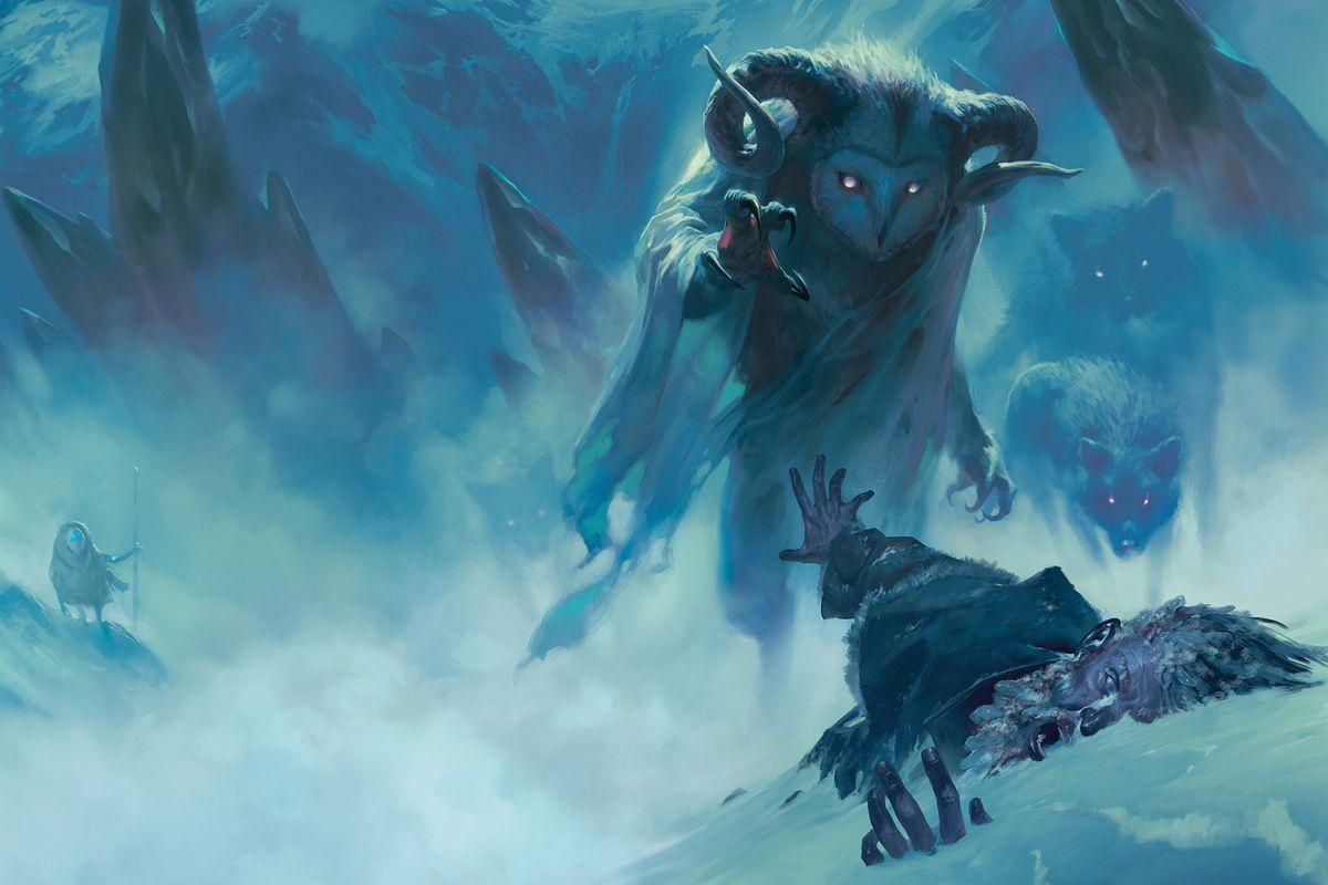 Il Tiro d'Iniziativa: Icewind Dale: Rime of the Frostmaiden, orrori cosmici e paranoia thumbnail