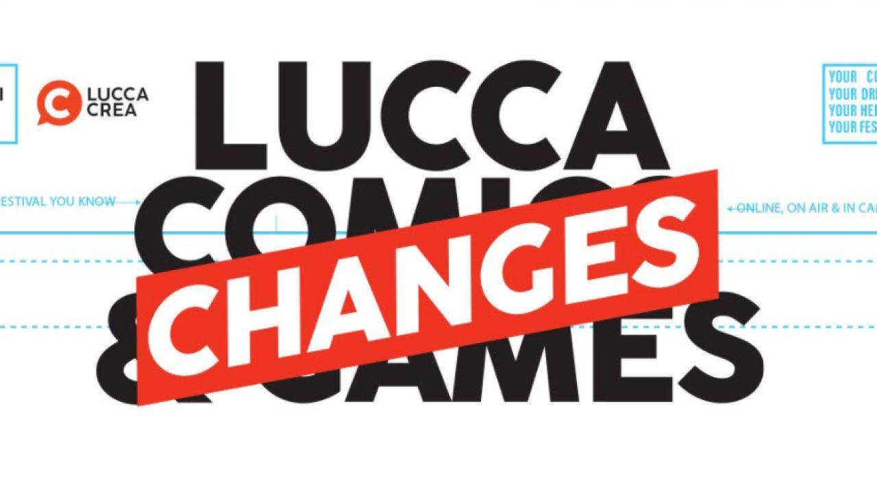 Lucca Changes 2020 sarà completamente digitale thumbnail