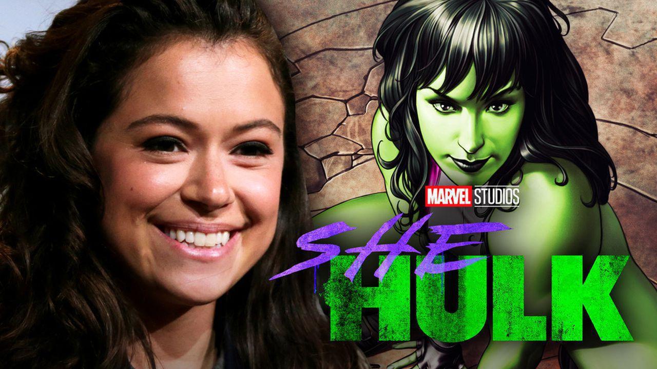 Dietrofront: Tatiana Maslany non sarà She-Hulk? thumbnail