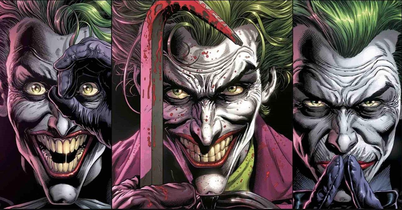 Batman - Three Jokers. La vera natura di Mr. J thumbnail