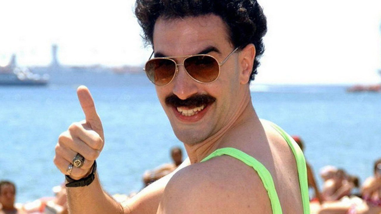 Borat combatte il COVID a padellate da Jimmy Kimmel thumbnail