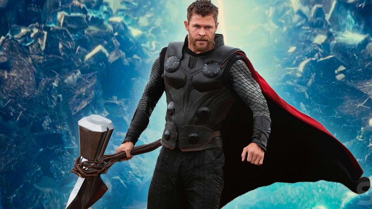 La controfigura di Chris Hemsworth non riesce a stare al passo con il suo fisico thumbnail