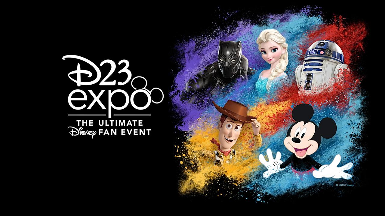 Il D23 Expo rinviato al 2022 thumbnail