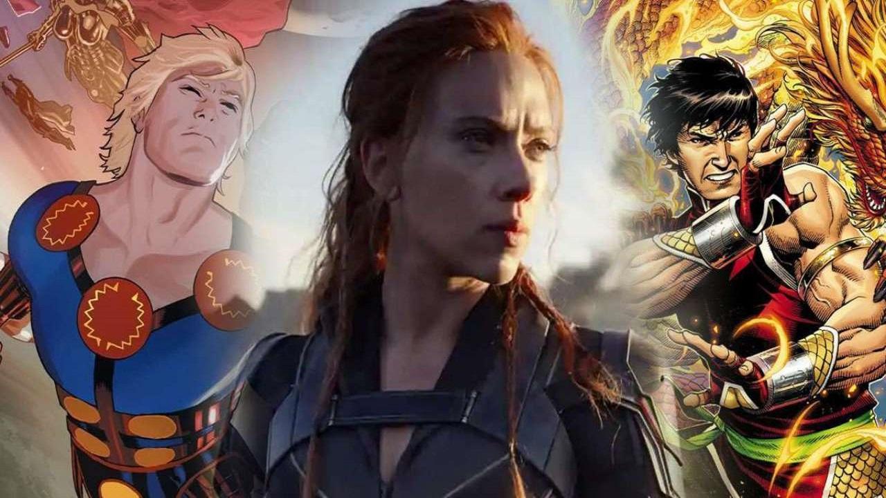 Disney ricolloca Black Widow, Eternals e altri attesi film thumbnail