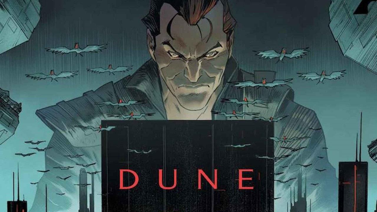Dune: a ottobre prevista l'uscita del prequel a fumetti thumbnail