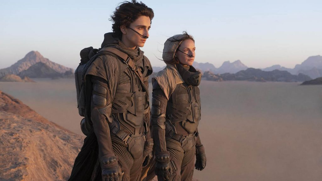 dune trailer ufficiale online