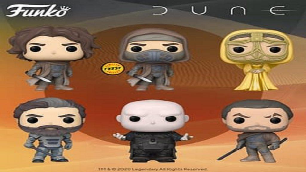 Funko Pop Dune