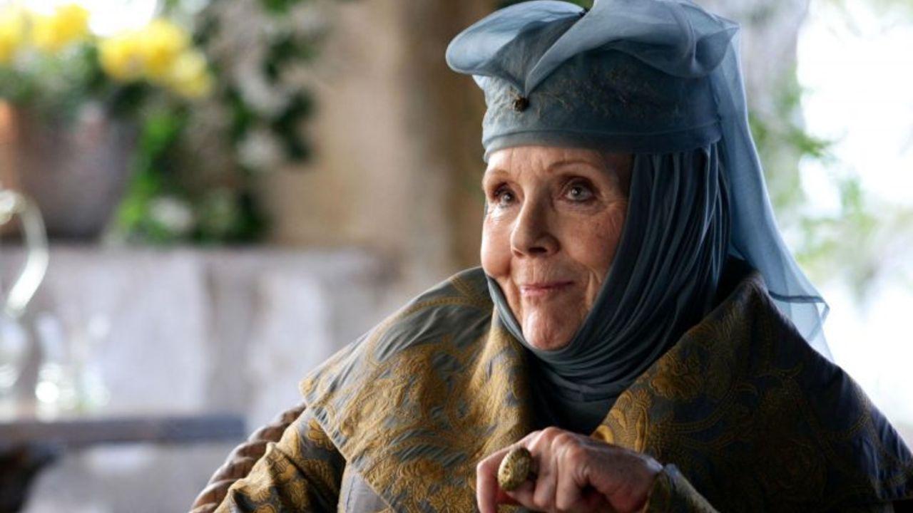 Diana Rigg intimidiva tutti sul set di Game of Thrones thumbnail