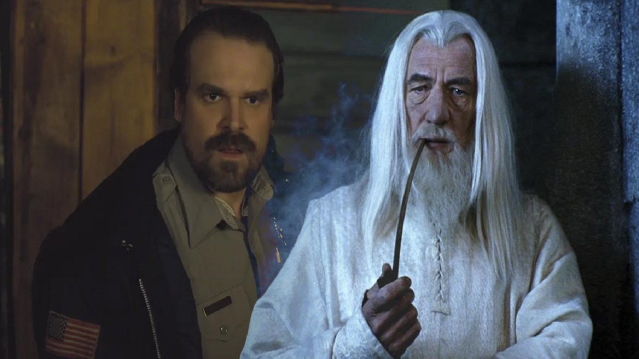 """Hopper tornerà come Gandalf"", parola di David Harbour! thumbnail"