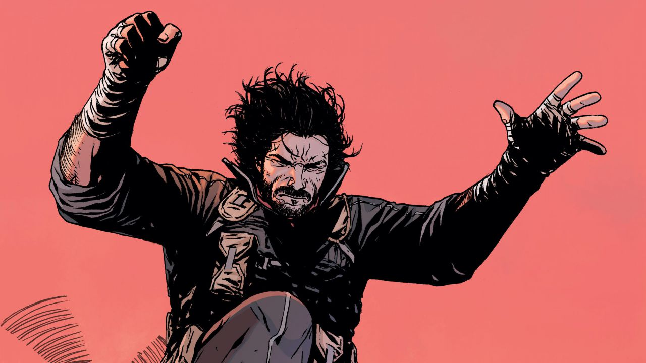 Il fumetto di Keanu Reeves approda su KickStarter thumbnail