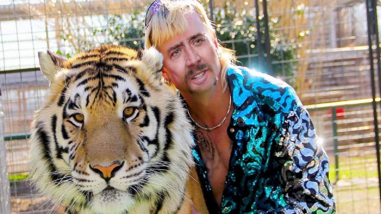 La serie di Nicolas Cage su Joe Exotic arriverà su Prime Video thumbnail
