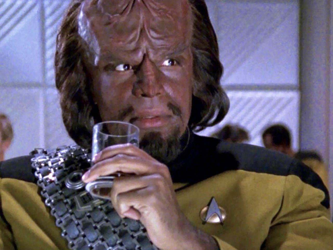 Arriva il vino da veri Klingon thumbnail