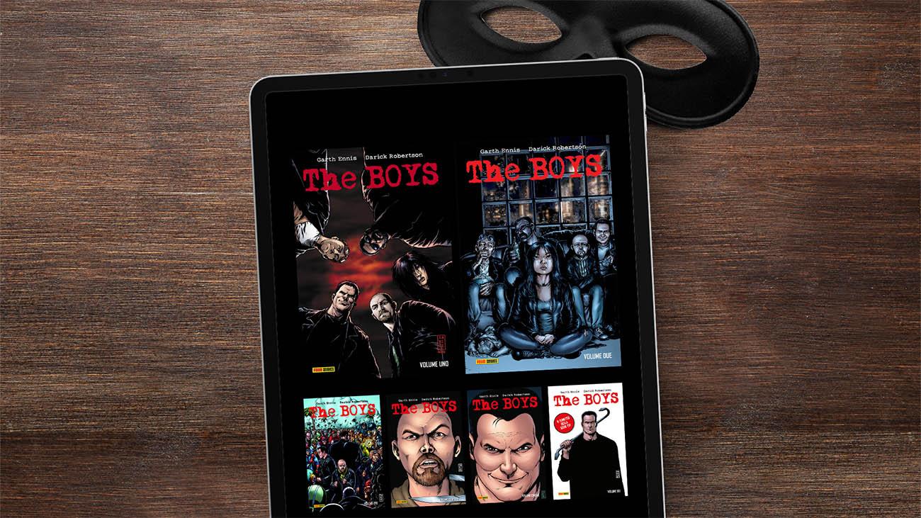È il momento di leggere The Boys thumbnail