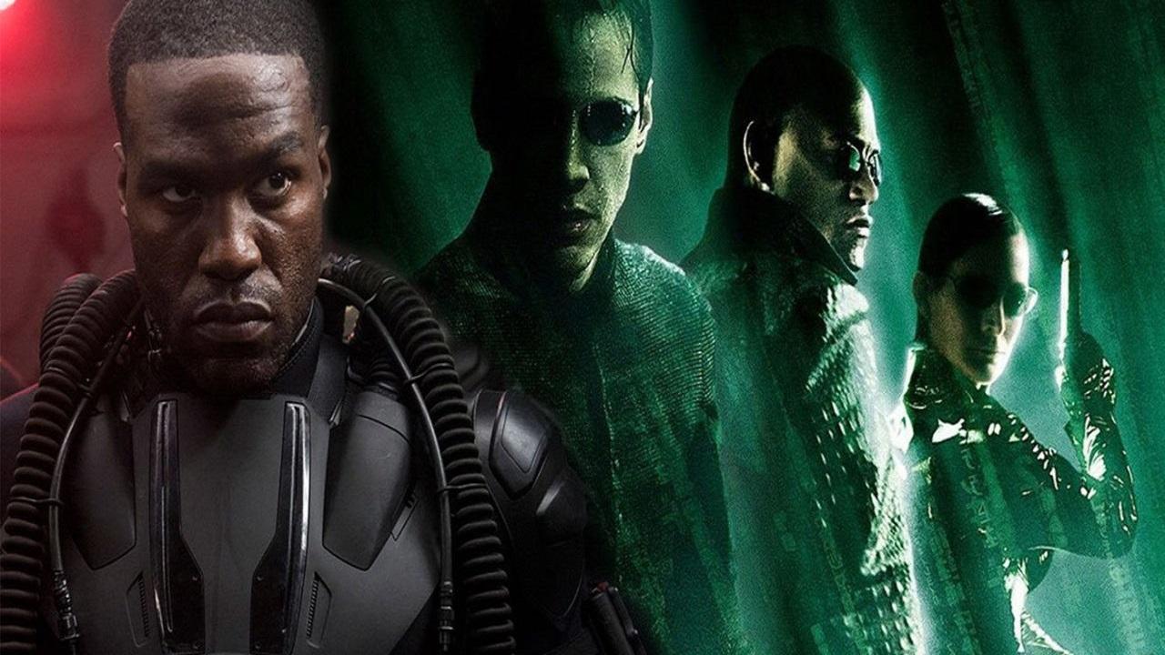 Yahya Abdul-Mateen II entusiasta di The Matrix 4 thumbnail