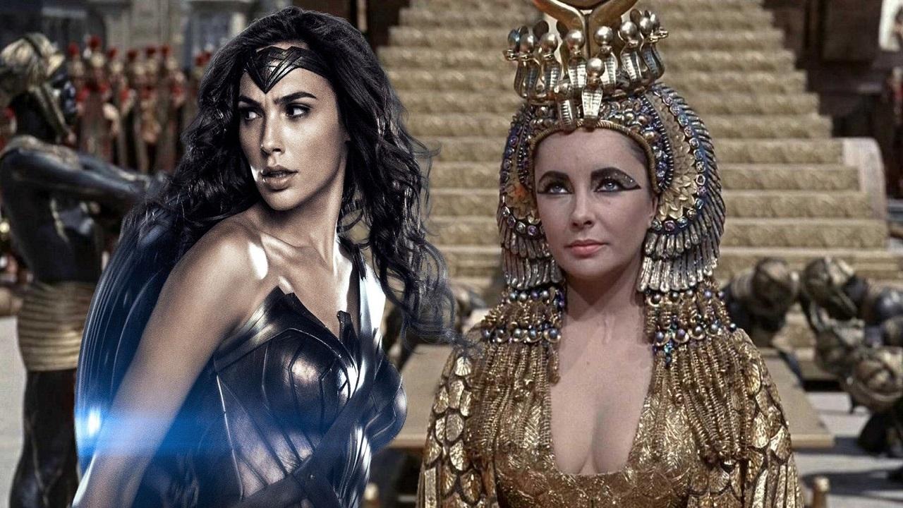 Cleopatra: il team si riunisce per iniziare a sviluppare il film thumbnail