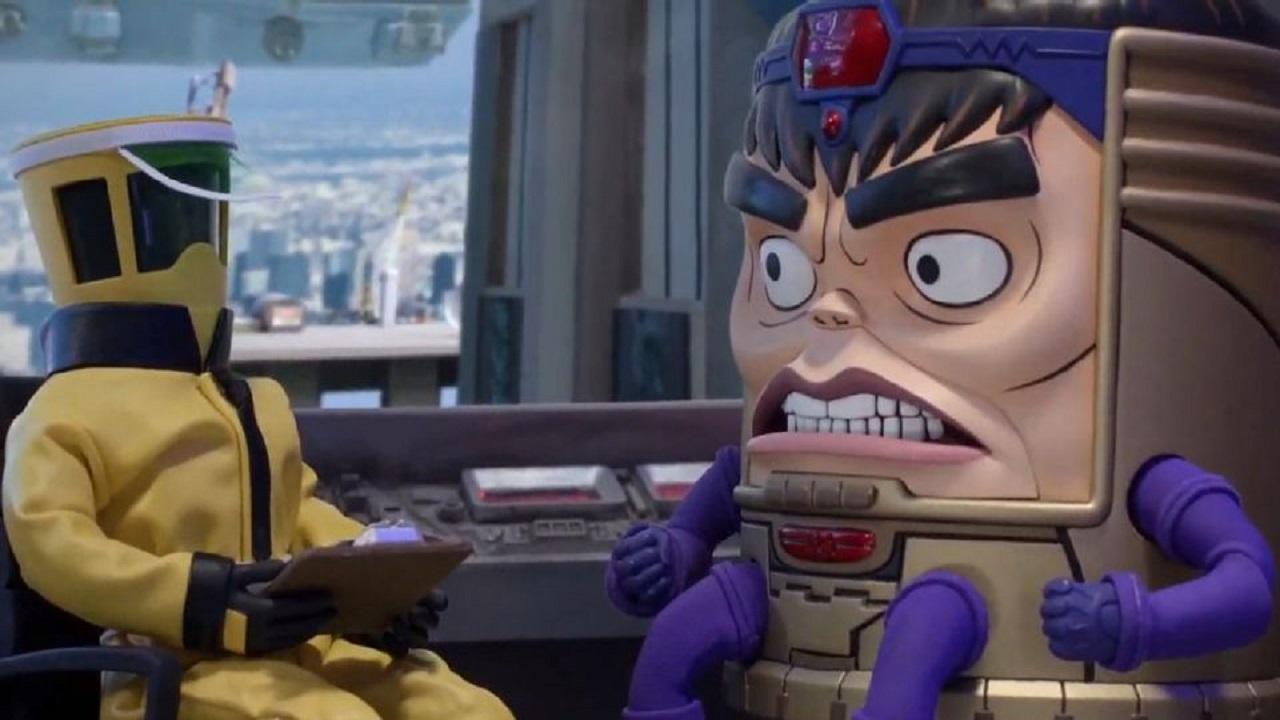 MODOK della Marvel, in una clip il primo sguardo alla serie animata thumbnail