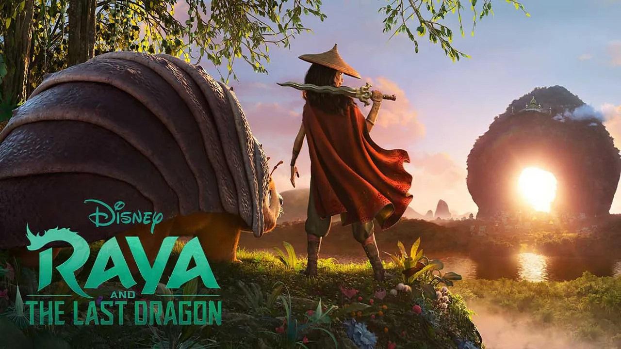 Raya e l'Ultimo Drago, il trailer del nuovo film Disney thumbnail