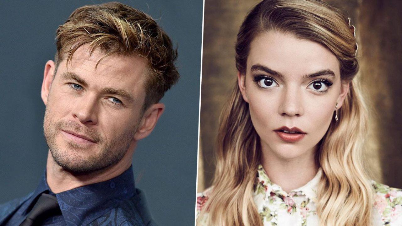 Chris Hemsworth e Anya Taylor-Joy parlano di Furiosa thumbnail