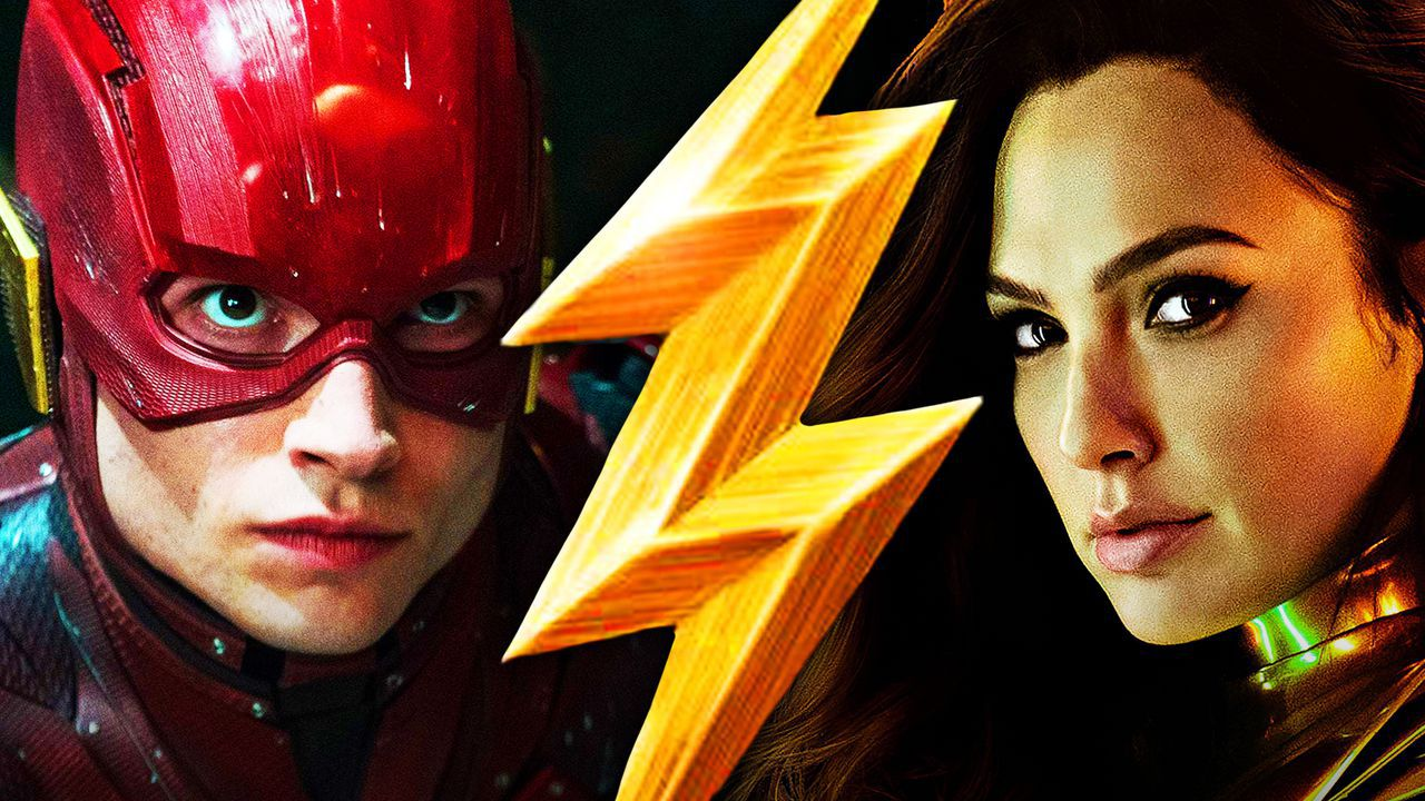 The Flash: ci sarà anche Wonder Woman nel film? thumbnail