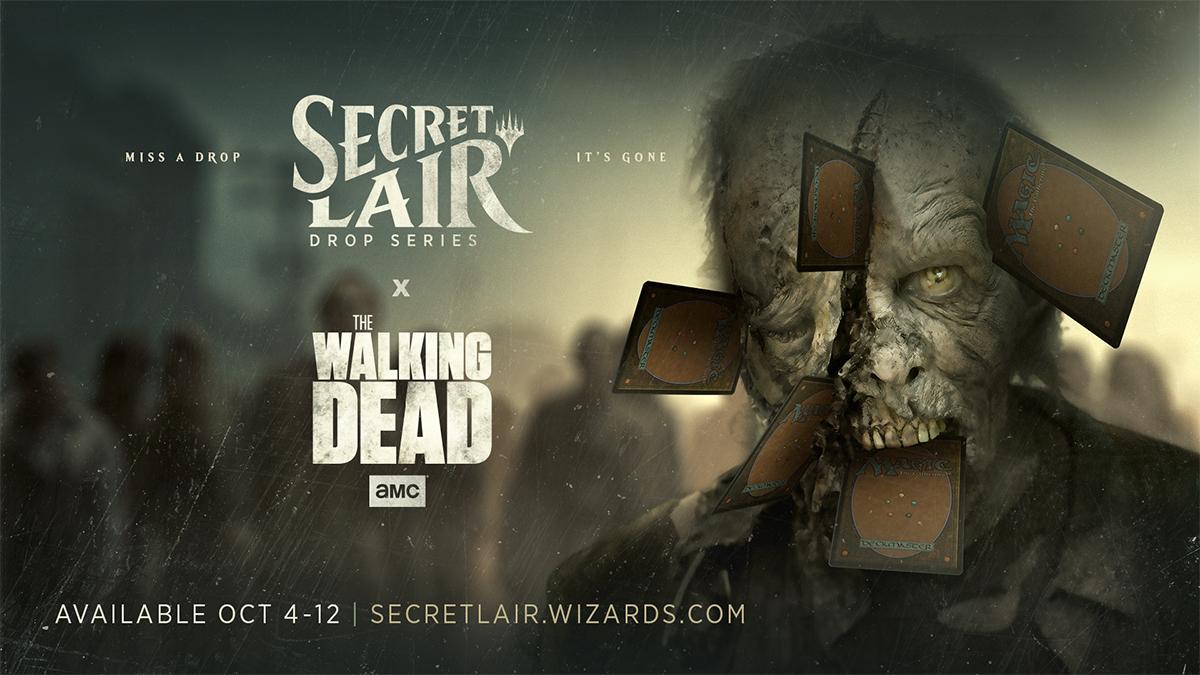 Secret Lair x The Walking Dead: un esperimento pericoloso thumbnail