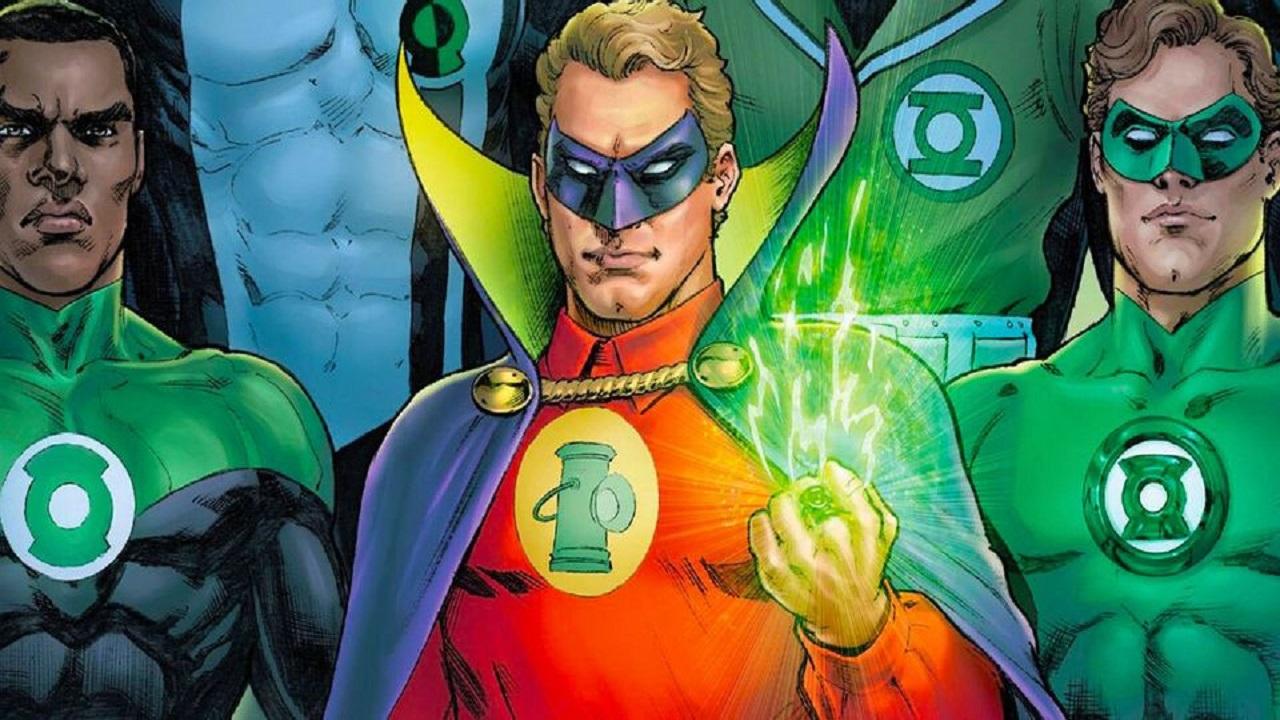 Primi dettagli sulla serie HBO Max di Lanterna Verde thumbnail