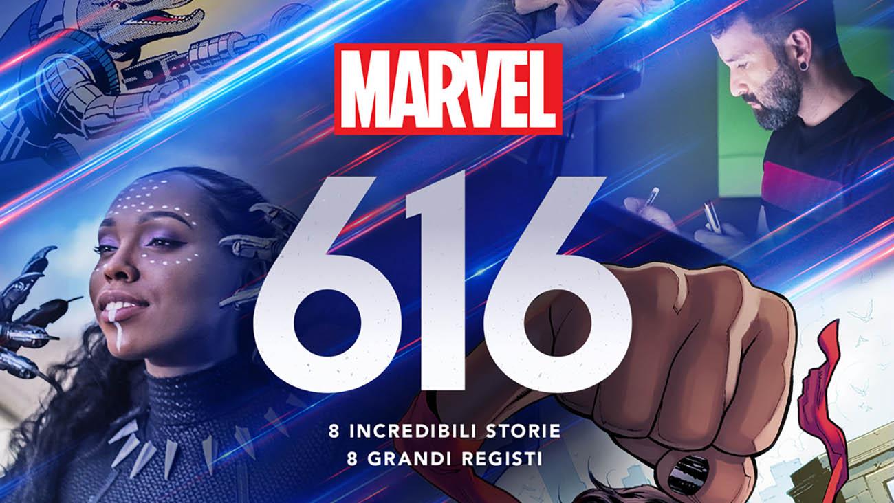 La storia delle storie Marvel thumbnail