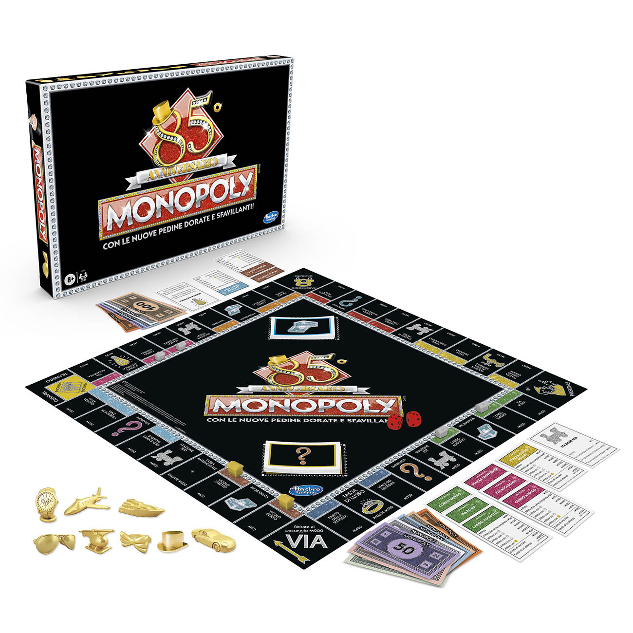 monopoly rivincita perdenti anniversario
