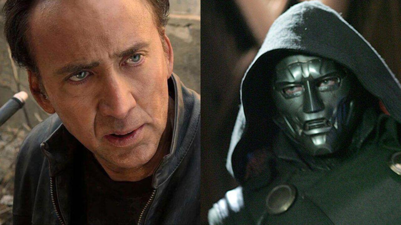 Nicolas Cage stava per diventare Dottor Destino thumbnail