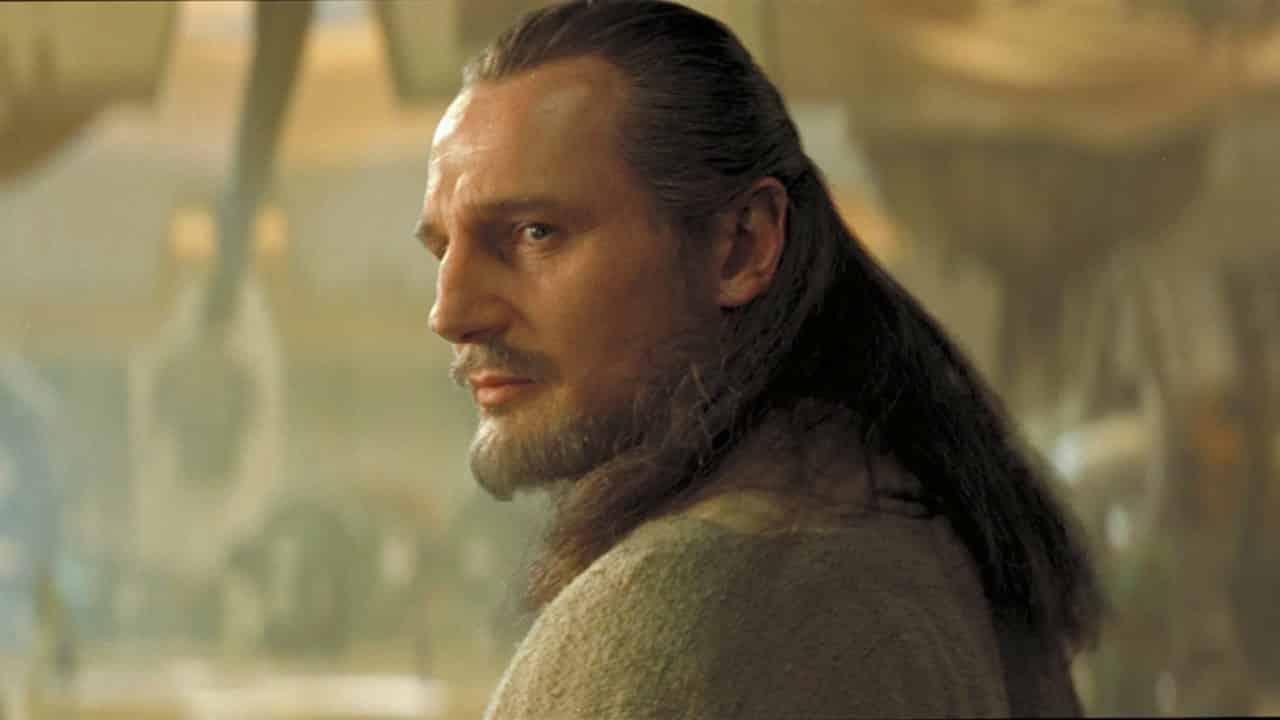 Liam Neeson tornerebbe come Qui-Gon Jinn? thumbnail
