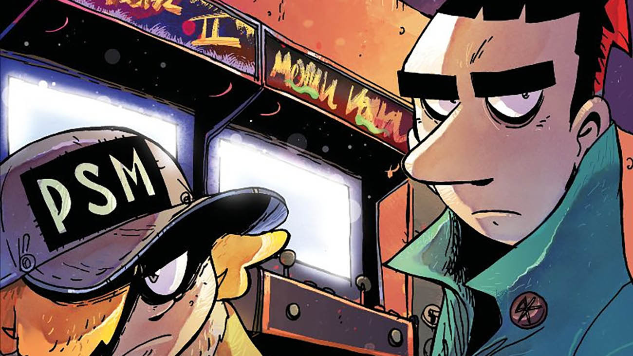 Zerocalcare ritorna in libreria con un thriller thumbnail