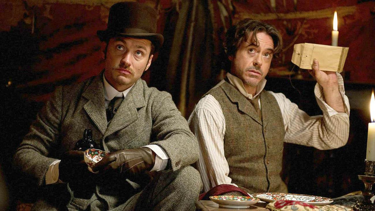 Che fine ha fatto Sherlock Holmes 3? thumbnail