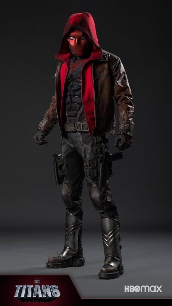 Titans Reed Hood