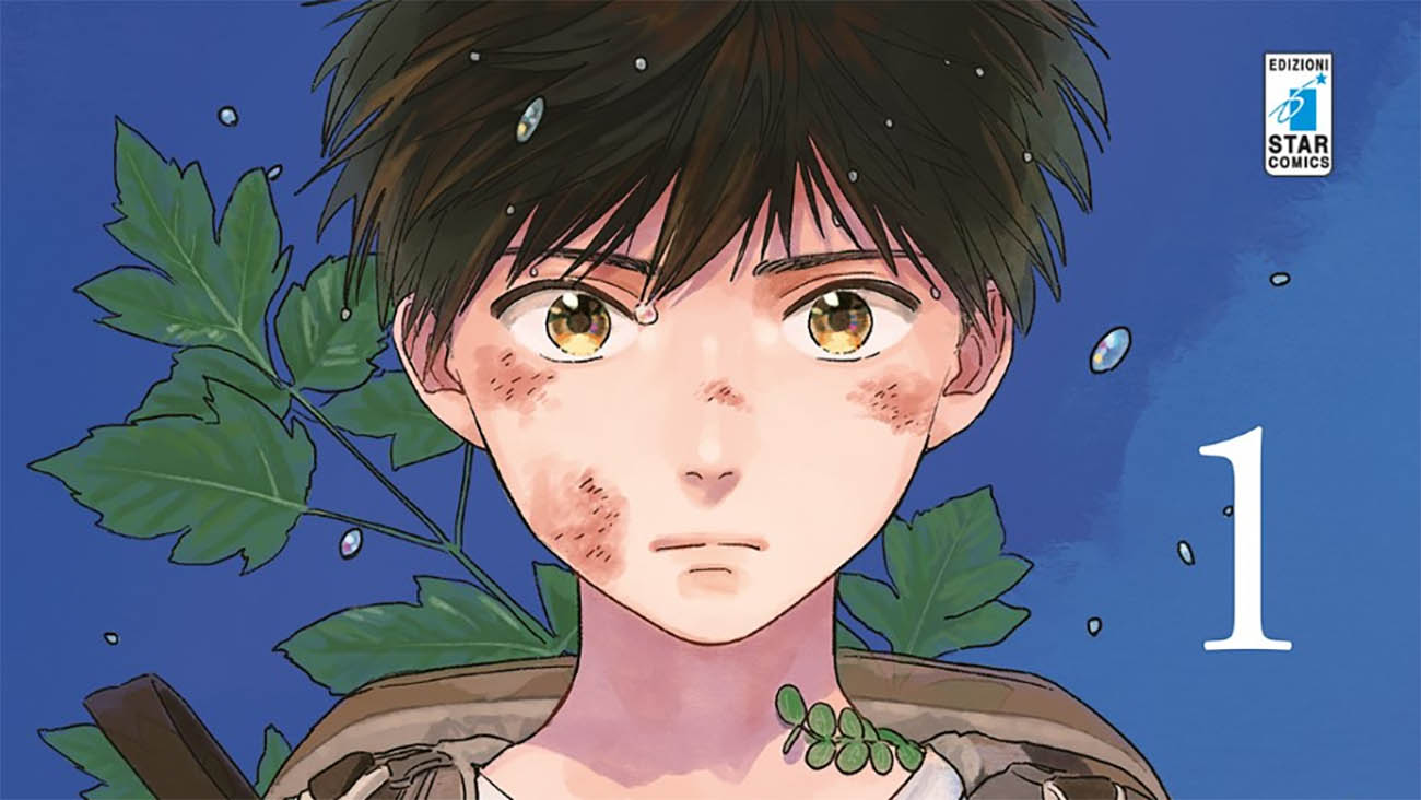 Il manga di Weathering With You arriva in Italia thumbnail