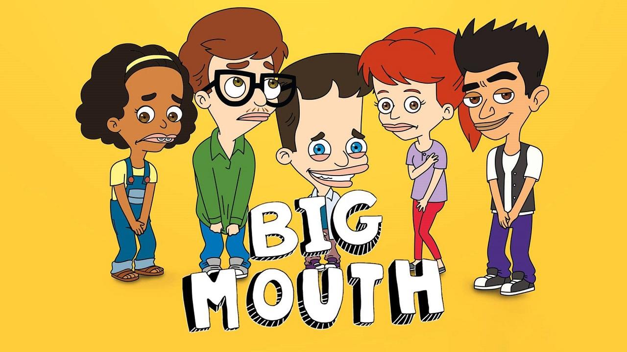 Big Mouth 4: svelato il trailer e la data d'uscita thumbnail