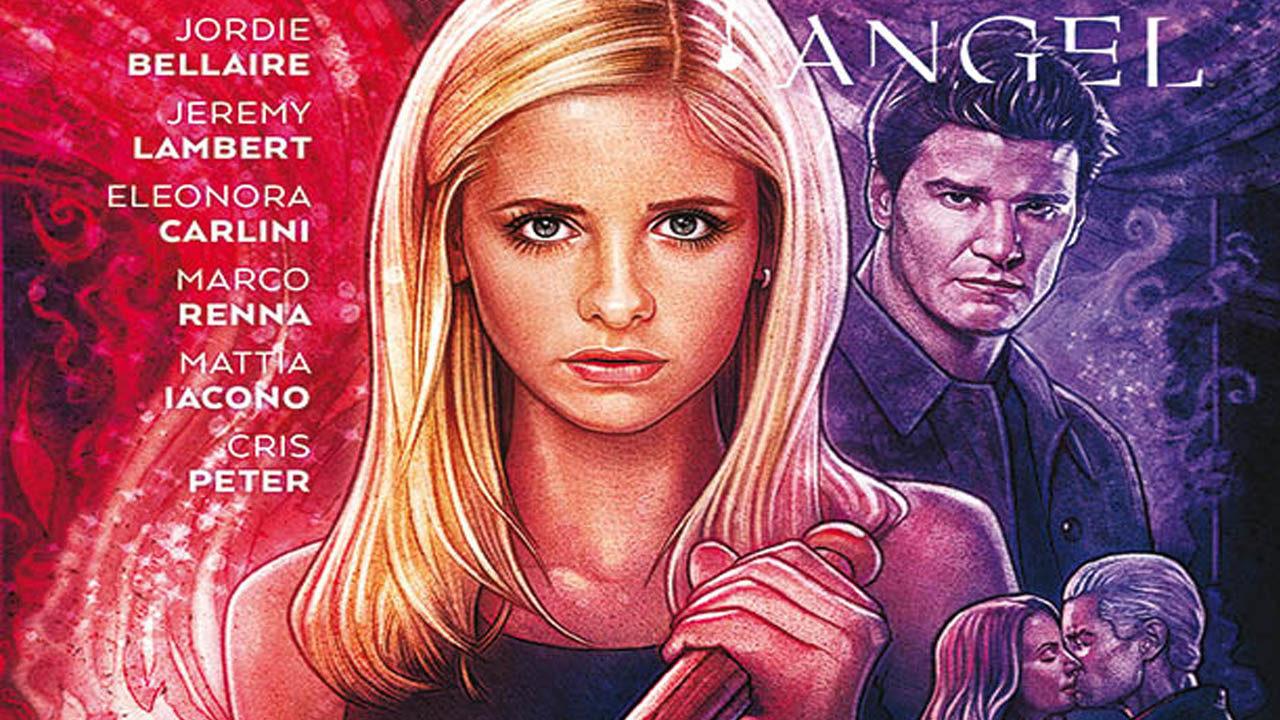 Buffy e Angel tornano a novembre con La Bocca dell'Inferno thumbnail