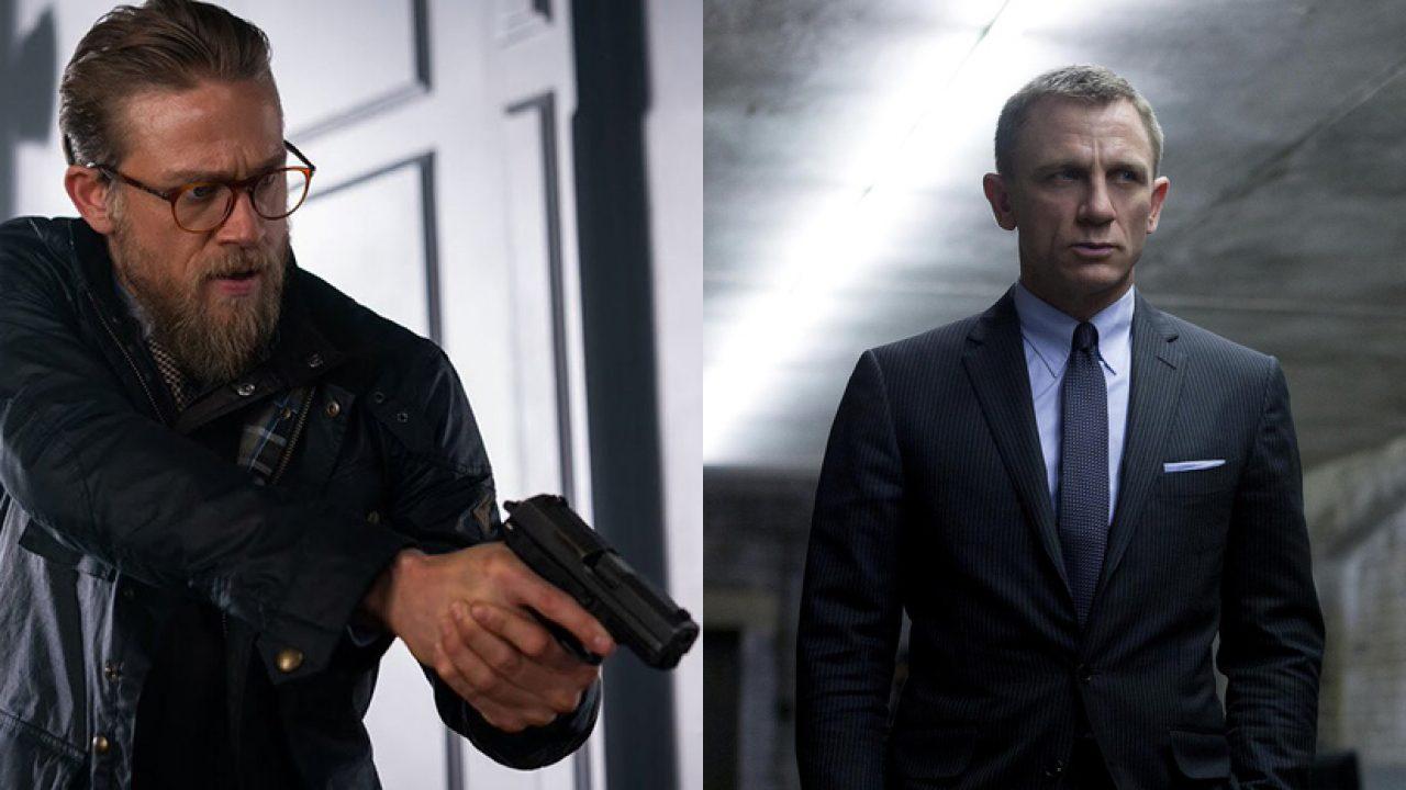 Charlie Hunnam dubita che sarà il prossimo James Bond thumbnail