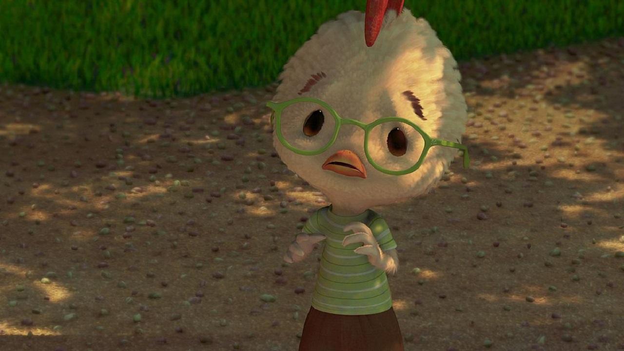 Chicken Little doveva essere una femmina all'inizio? thumbnail