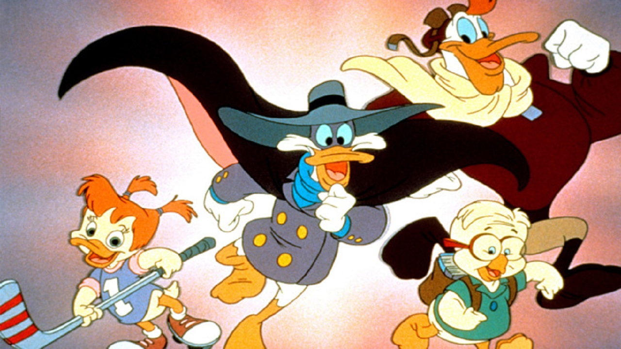 Disney+ sta sviluppando un reboot di Darkwing Duck thumbnail