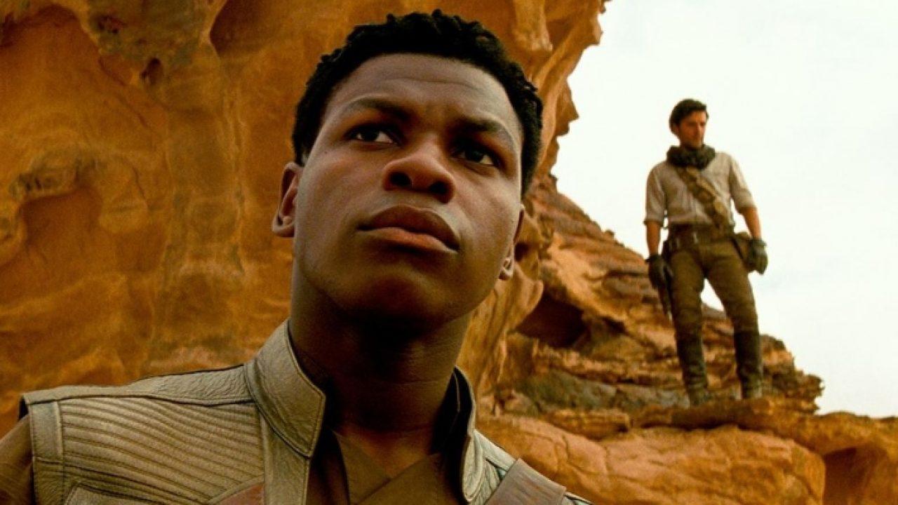 Star Wars, John Boyega ha parlato con Kathleen Kennedy dopo le critiche thumbnail