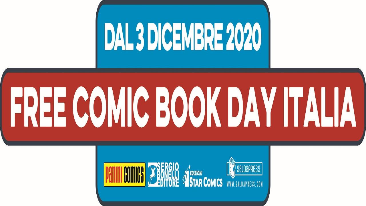 Quest'anno il Free Comic Book Day durerà un mese thumbnail