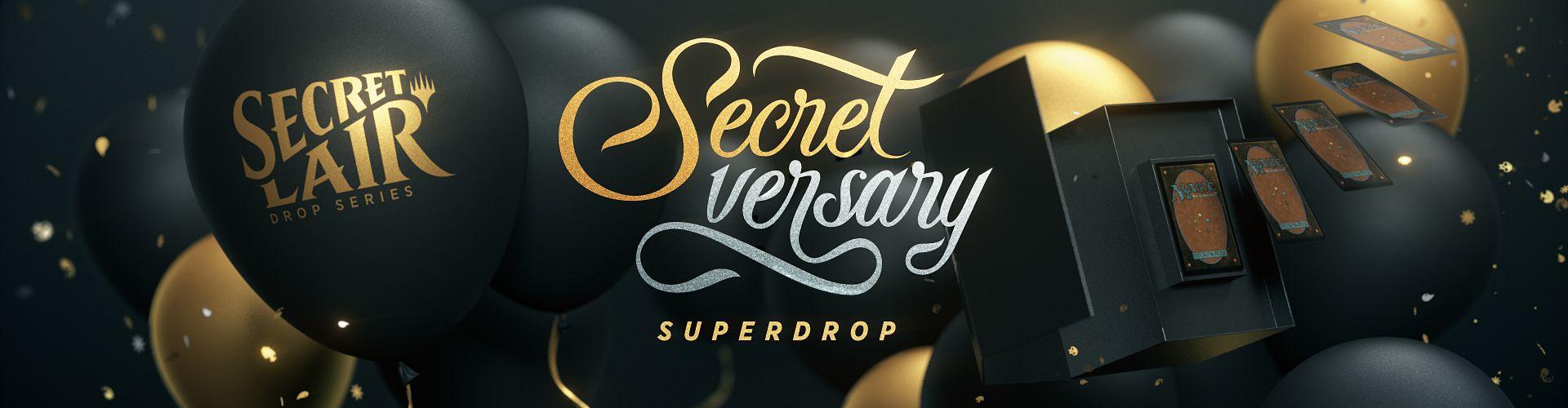 Magic lancia il Secret Lair dal nome Secretversary 2020 thumbnail