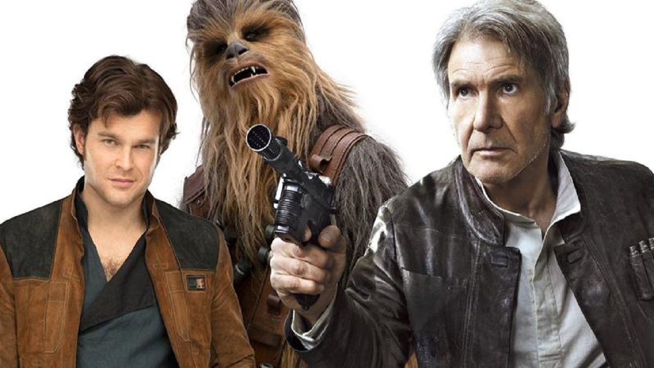 Harrison Ford approvò il suo successore in Solo: A Star Wars Story thumbnail