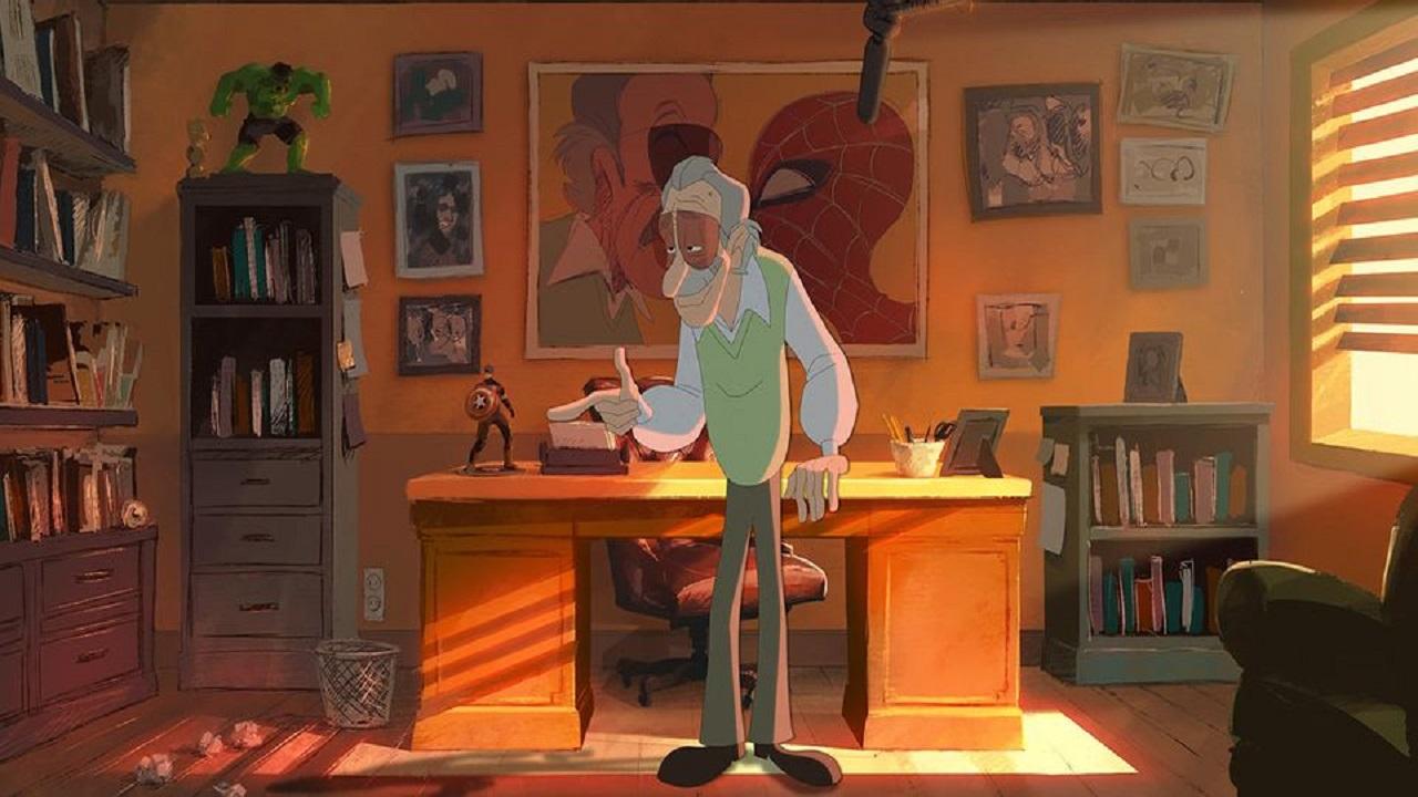 Il rapporto di Stan Lee con le parolacce diventa un corto animato thumbnail