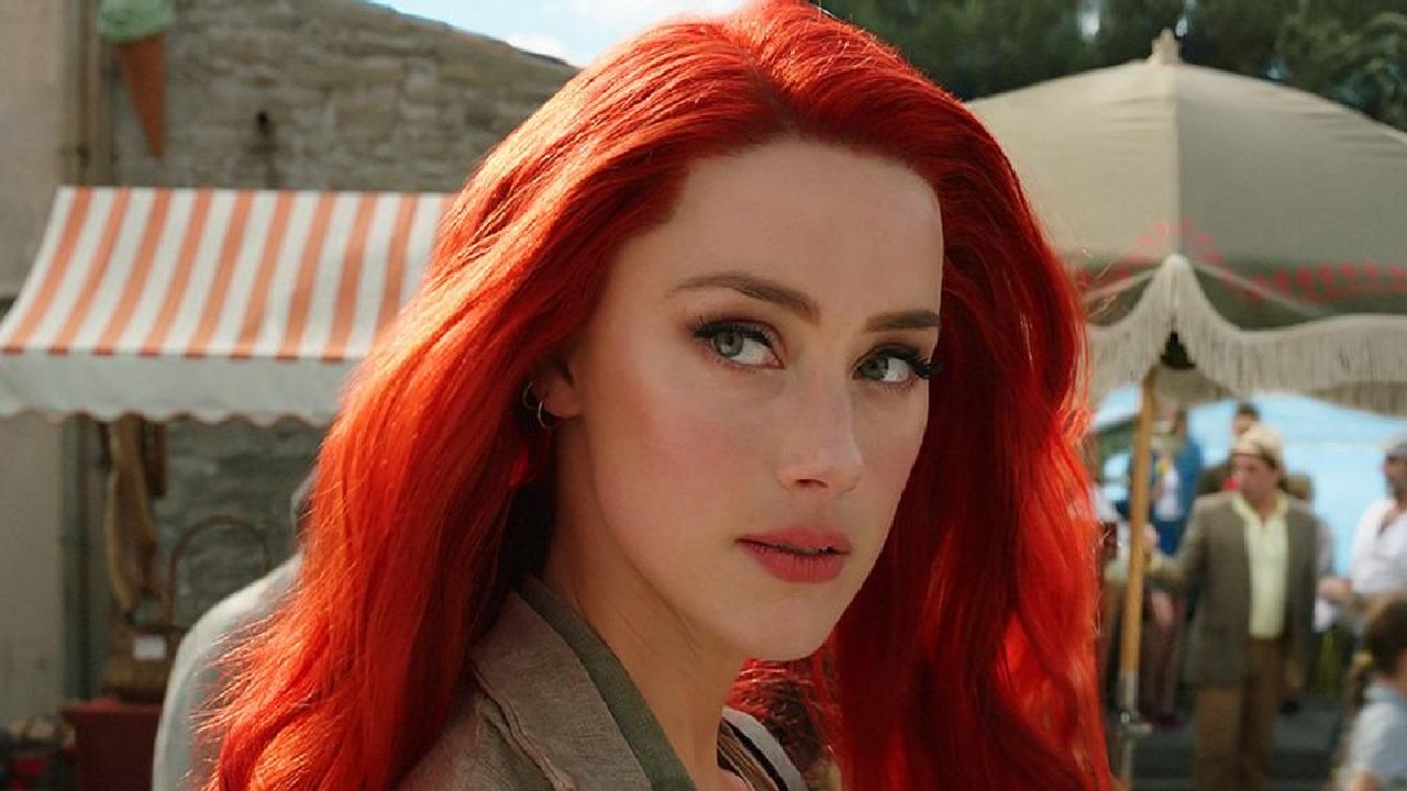 Aquaman 2: Amber Heard prevede di iniziare le riprese nel 2021 thumbnail