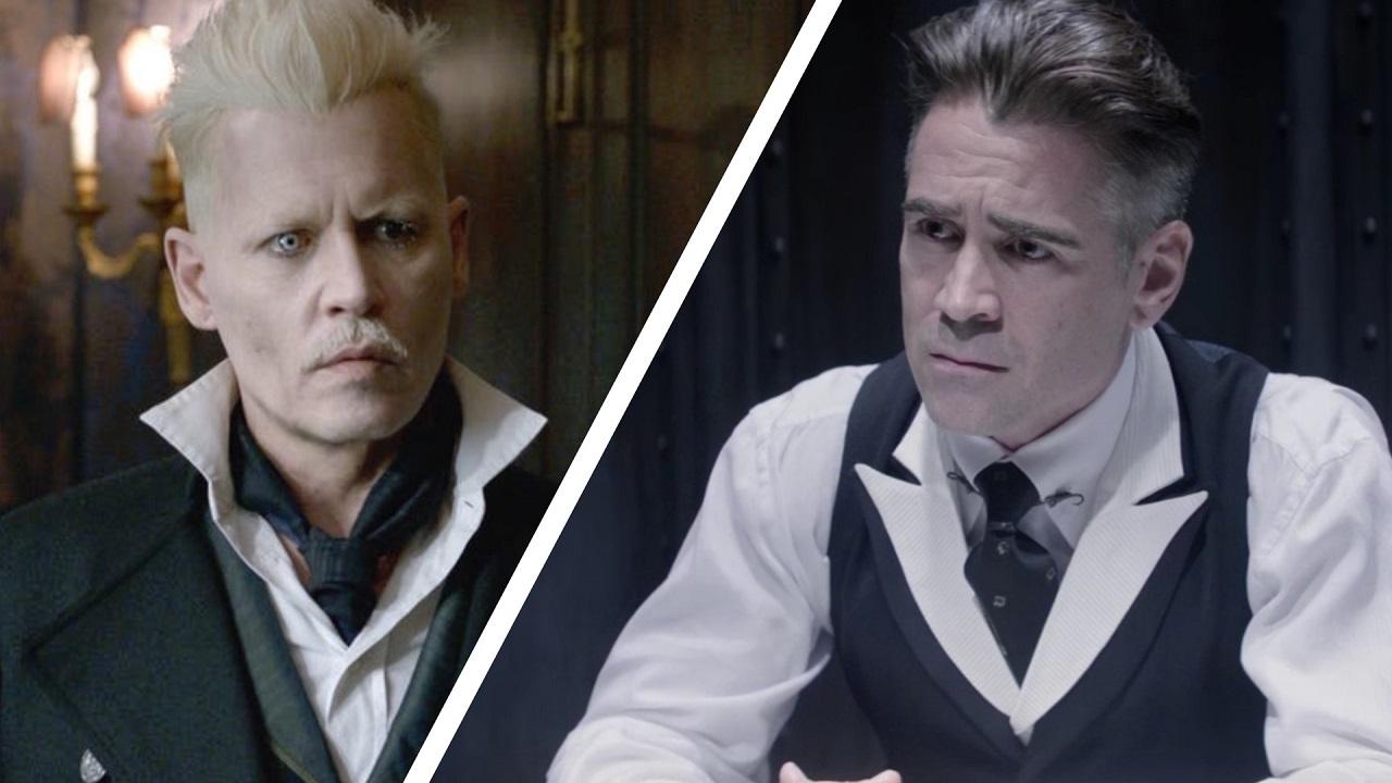 Animali Fantastici 3: Colin Farrell non può essere Grindelwald per colpa di Batman thumbnail
