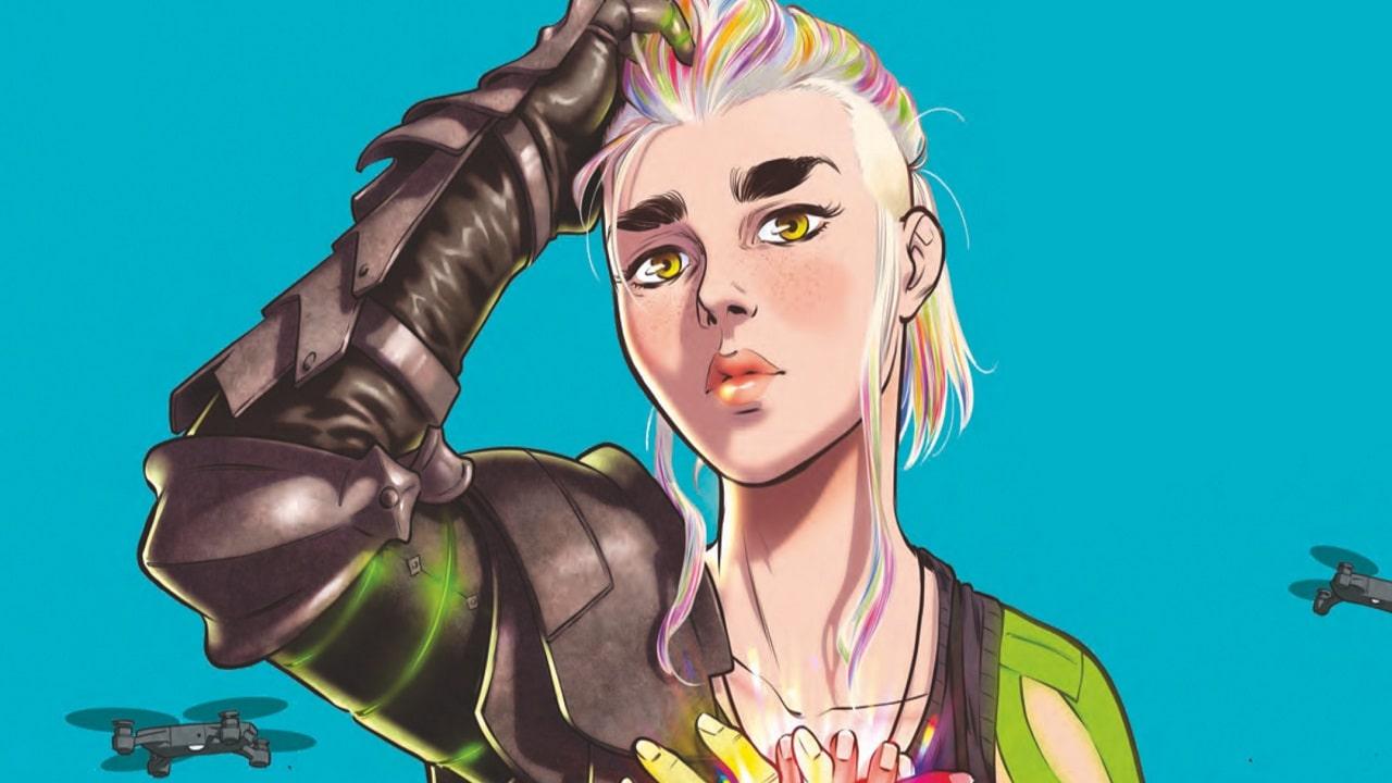 Arriva Arcadia, il seguito di Nomen Omen thumbnail